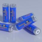 Lege Batterijen