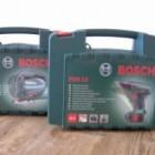 Bosch - huishouden en doe-het-zelf