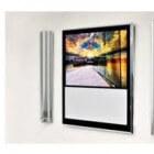 BeoLab 12: designluidsprekers bij de flatscreen tv