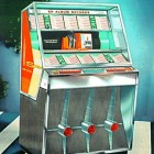 De seeburg KD200 en KS200 jukebox