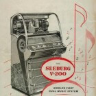 De Seeburg V200 en VL200 jukebox