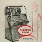 De Seeburg V200 en VL200 jukebox