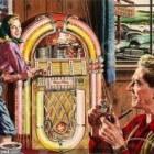 De Wurlitzer 1015 bubbler; stijlicoon van de jaren 40 en 50