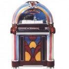 De Wurlitzer 1050 Nostalgia jukebox uit de jaren zeventig