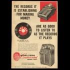 De wurlitzer 1900 en 2000 centennial; de jubileum jukeboxen