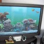 Een LCD- of Plasma TV aansluiten
