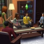 """The Sims 4: Gratis patch """"Holiday Celebration Pack"""""""