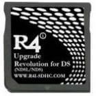 Firmware op de R4i installeren (DSi)