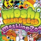 Nintendo DS spel: Moshi Moshling Zoo